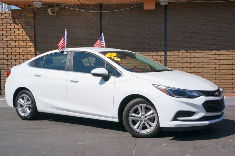 2017 Chevrolet Cruze for sale at Fuego's Cars in Miami FL