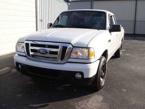 2011 Ford Ranger for sale at Driving Xcellence in Jeffersonville IN