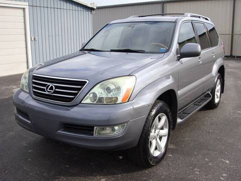 2006 Lexus GX 470 for sale at Driving Xcellence in Jeffersonville IN
