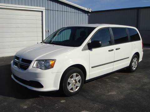 2011 Dodge Grand Caravan for sale at Driving Xcellence in Jeffersonville IN