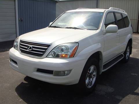 2007 Lexus GX 470 for sale at Driving Xcellence in Jeffersonville IN