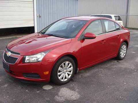 2011 Chevrolet Cruze for sale at Driving Xcellence in Jeffersonville IN