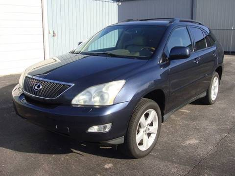 2004 Lexus RX 330 for sale at Driving Xcellence in Jeffersonville IN