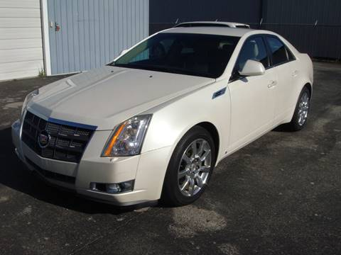 2008 Cadillac CTS for sale at Driving Xcellence in Jeffersonville IN
