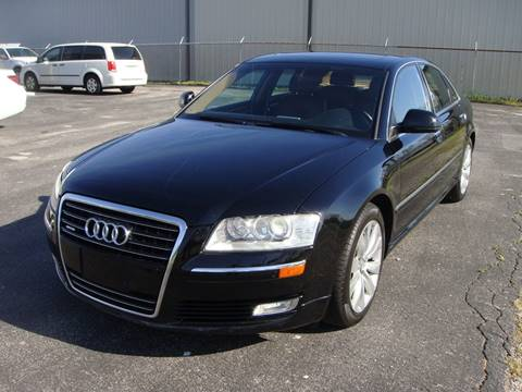 2008 Audi A8 for sale at Driving Xcellence in Jeffersonville IN
