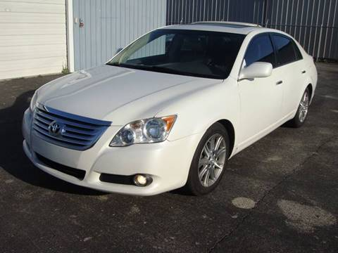 2008 Toyota Avalon for sale at Driving Xcellence in Jeffersonville IN