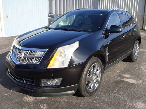 2010 Cadillac SRX for sale at Driving Xcellence in Jeffersonville IN