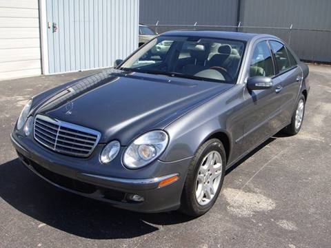 2006 Mercedes-Benz E-Class for sale at Driving Xcellence in Jeffersonville IN