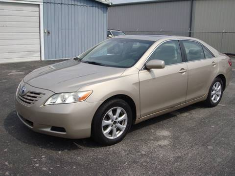 2007 Toyota Camry for sale at Driving Xcellence in Jeffersonville IN