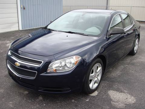 2011 Chevrolet Malibu for sale at Driving Xcellence in Jeffersonville IN