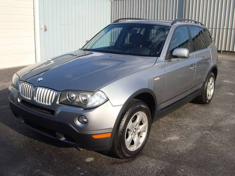 2008 BMW X3 for sale at Driving Xcellence in Jeffersonville IN