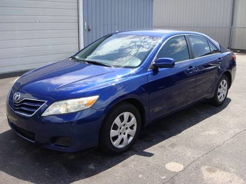 2011 Toyota Camry for sale at Driving Xcellence in Jeffersonville IN