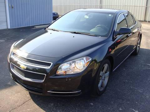 2012 Chevrolet Malibu for sale at Driving Xcellence in Jeffersonville IN
