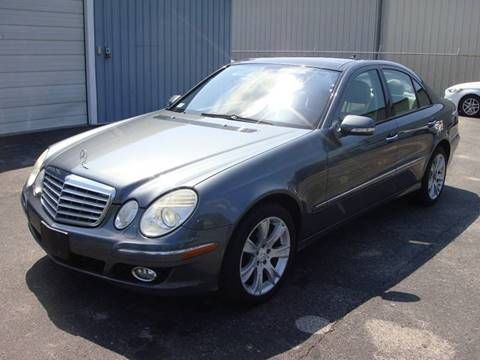 2009 Mercedes-Benz E-Class for sale at Driving Xcellence in Jeffersonville IN