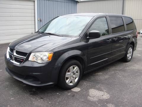 2012 Dodge Grand Caravan for sale at Driving Xcellence in Jeffersonville IN