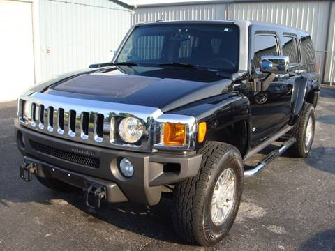 2007 HUMMER H3 for sale at Driving Xcellence in Jeffersonville IN