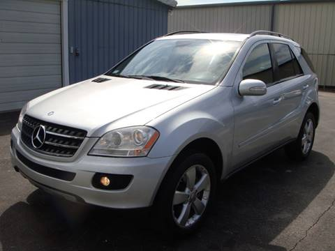 2007 Mercedes-Benz M-Class for sale at Driving Xcellence in Jeffersonville IN