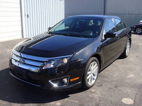 2011 Ford Fusion for sale at Driving Xcellence in Jeffersonville IN