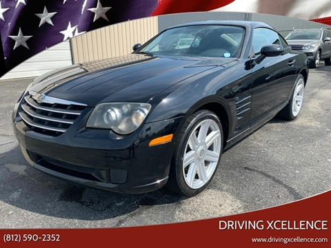 2006 Chrysler Crossfire for sale in Jeffersonville, IN