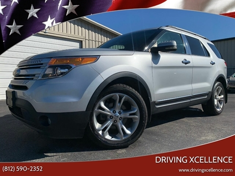 2011 Ford Explorer for sale in Jeffersonville, IN