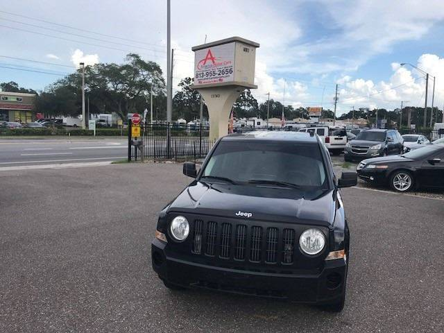 2008 Jeep Patriot For Sale At America Motor Cars In Tampa FL