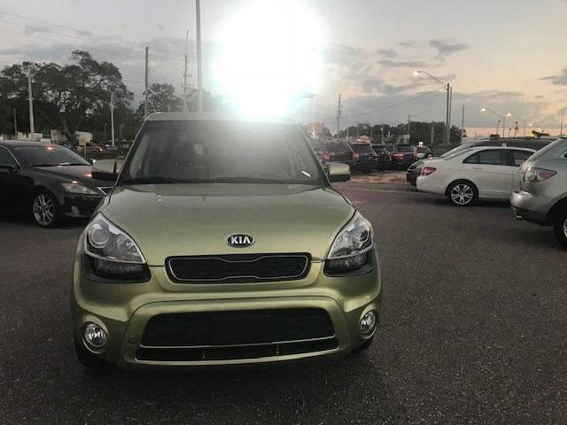 2013 Kia Soul For Sale At America Motor Cars In Tampa FL
