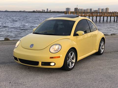 2006 Volkswagen New Beetle for sale at Orlando Auto Sale in Port Orange FL