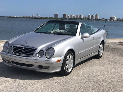 2003 Mercedes-Benz CLK for sale at Orlando Auto Sale in Port Orange FL