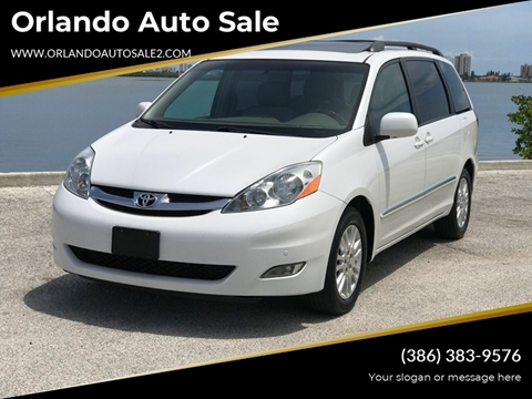 2007 Toyota Sienna for sale at Orlando Auto Sale in Port Orange FL