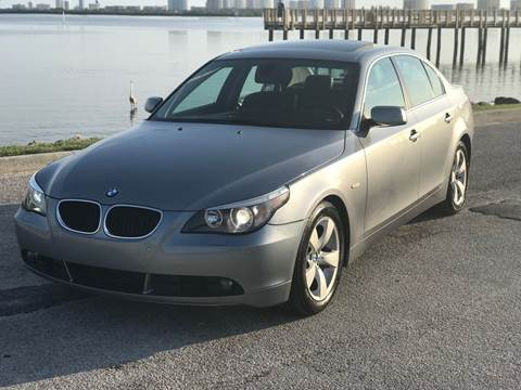 2004 BMW 5 Series for sale at Orlando Auto Sale in Port Orange FL