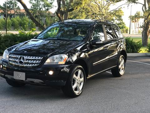 2006 Mercedes-Benz M-Class for sale at Orlando Auto Sale in Port Orange FL