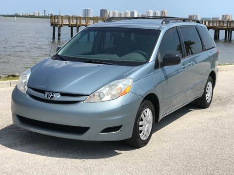 2008 Toyota Sienna for sale at Orlando Auto Sale in Port Orange FL