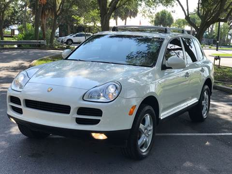 2004 Porsche Cayenne for sale at Orlando Auto Sale in Port Orange FL