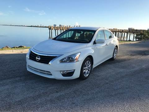2015 Nissan Altima for sale at Orlando Auto Sale in Port Orange FL