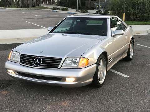 1999 Mercedes-Benz SL-Class for sale at Orlando Auto Sale in Port Orange FL