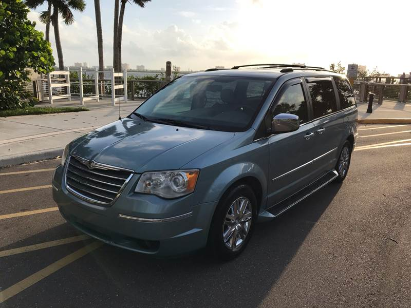 2008 Chrysler Town and Country for sale at Orlando Auto Sale in Port Orange FL