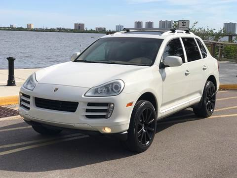2009 Porsche Cayenne for sale at Orlando Auto Sale in Port Orange FL
