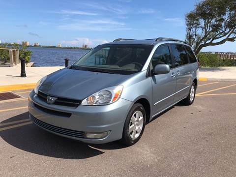 2005 Toyota Sienna for sale at Orlando Auto Sale in Port Orange FL