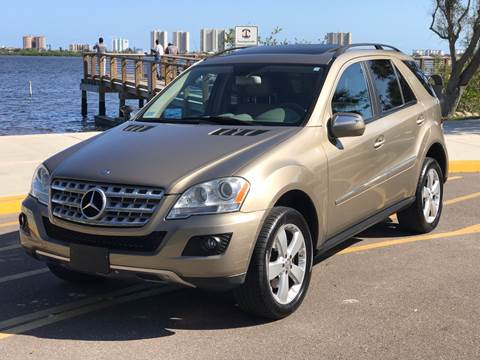 2009 Mercedes-Benz M-Class for sale at Orlando Auto Sale in Port Orange FL