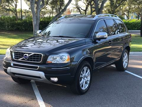 2013 Volvo XC90 for sale at Orlando Auto Sale in Port Orange FL
