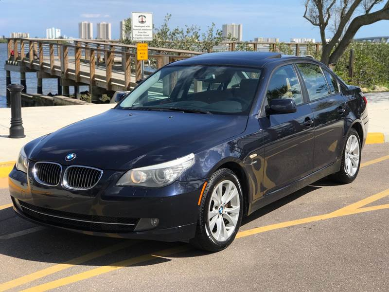 2010 BMW 5 Series for sale at Orlando Auto Sale in Port Orange FL