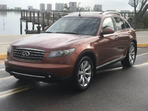 2007 Infiniti FX35 for sale at Orlando Auto Sale in Port Orange FL