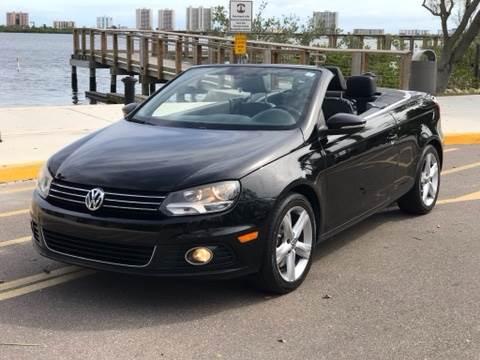 2012 Volkswagen Eos for sale at Orlando Auto Sale in Port Orange FL