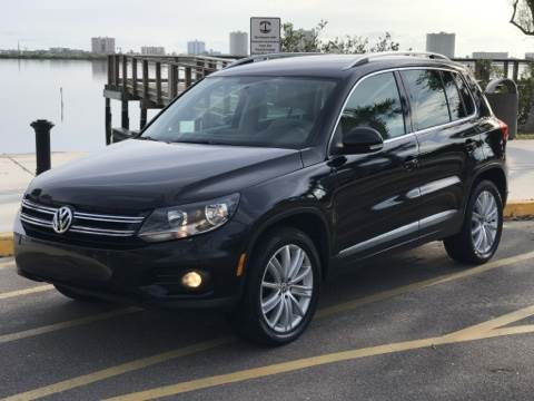 2012 Volkswagen Tiguan for sale at Orlando Auto Sale in Port Orange FL