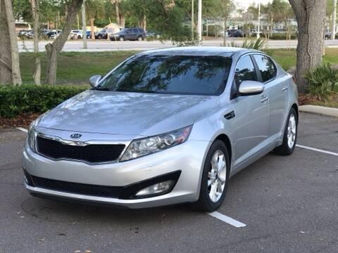 2011 Kia Optima for sale at Orlando Auto Sale in Port Orange FL