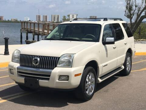 2007 Mercury Mountaineer for sale at Orlando Auto Sale in Port Orange FL