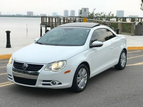 2009 Volkswagen Eos for sale at Orlando Auto Sale in Port Orange FL