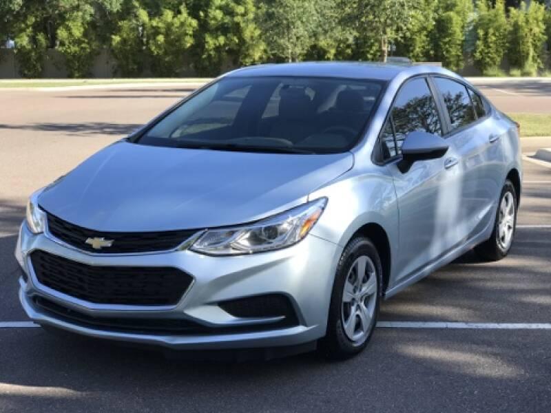 2017 Chevrolet Cruze for sale at Orlando Auto Sale in Port Orange FL