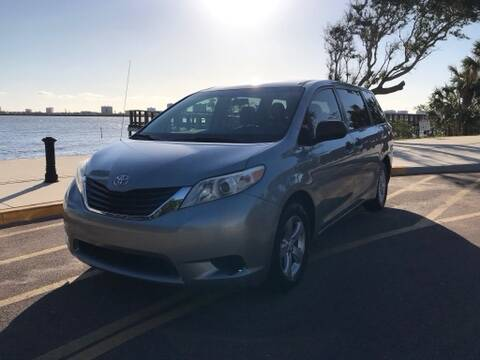 2012 Toyota Sienna for sale at Orlando Auto Sale in Port Orange FL