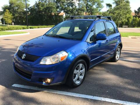 2012 Suzuki SX4 Crossover for sale at Orlando Auto Sale in Port Orange FL